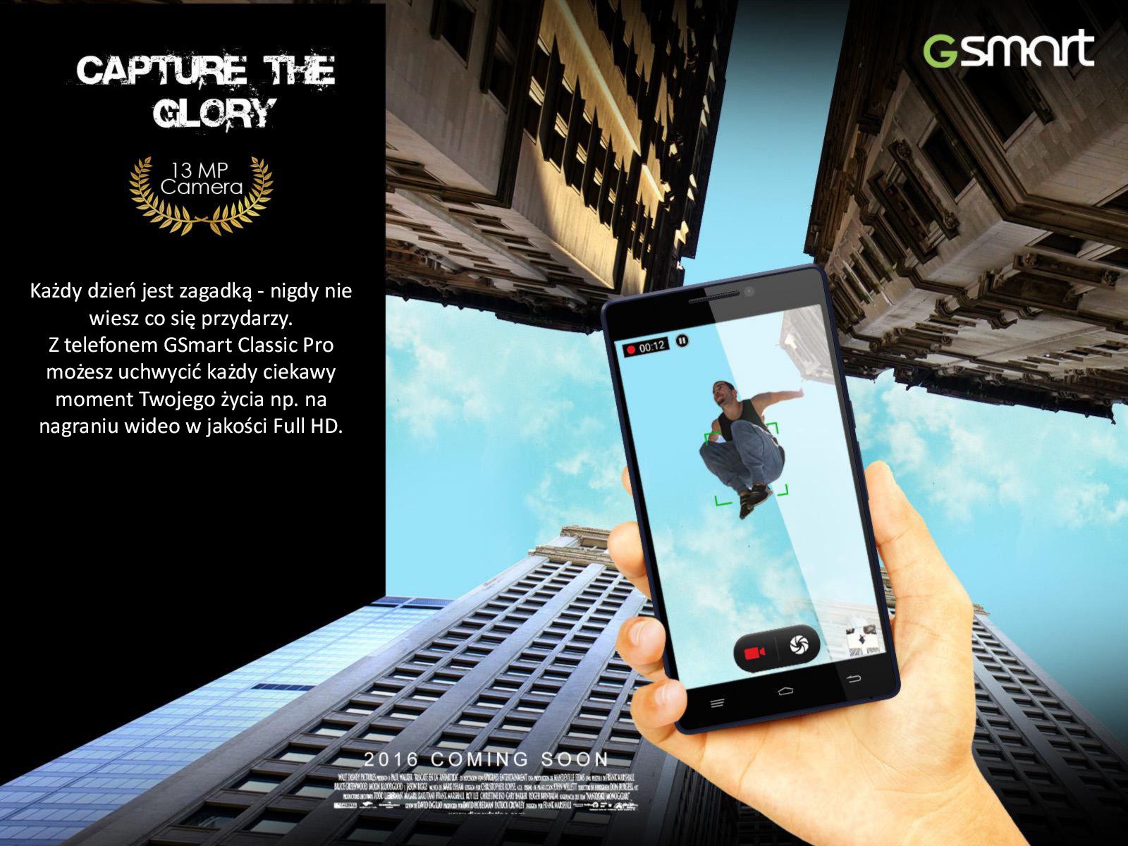 Telefon Gigabyte Gsmart Classic Pro