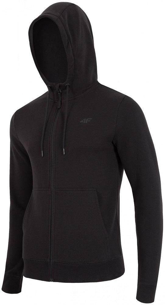 Bluza męska 4F H4Z17 BLM002 M czarna