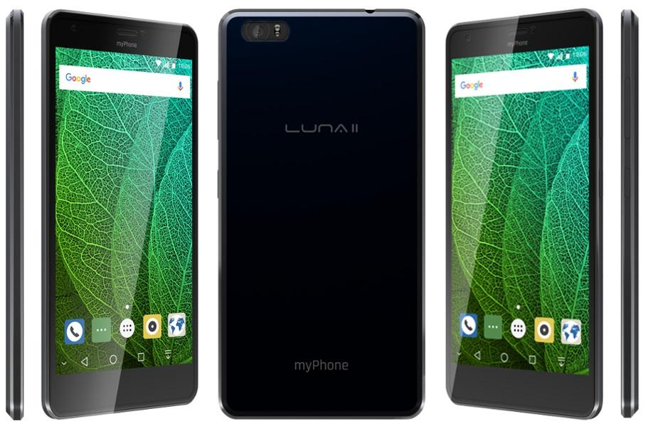 Telefon Myphone Luna Ii Czarny Sklep Online Mirapolnext