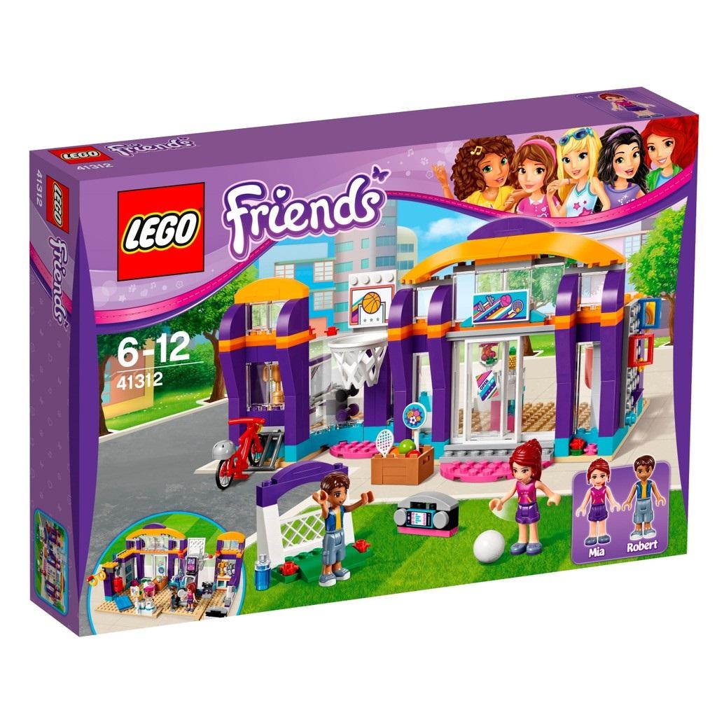 Klocki Lego 41312 Friends Centrum Sportu Heartlake Sklep Online