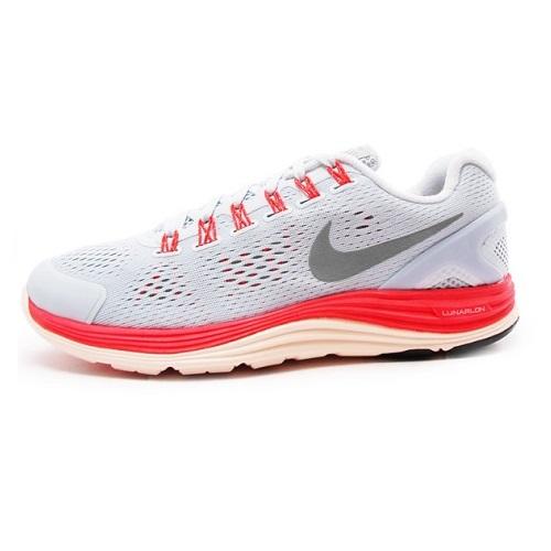 Buty damskie Nike Lunarglide 43 srebrno różowe kup online