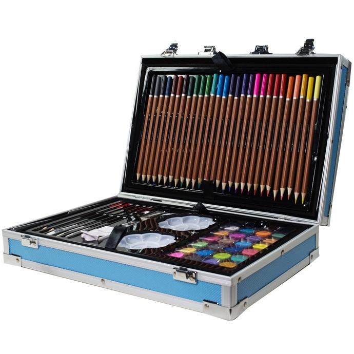 Zupełnie nowe Zestaw artystyczny 145el w aluminiowej walizce nie - sklep online EB82
