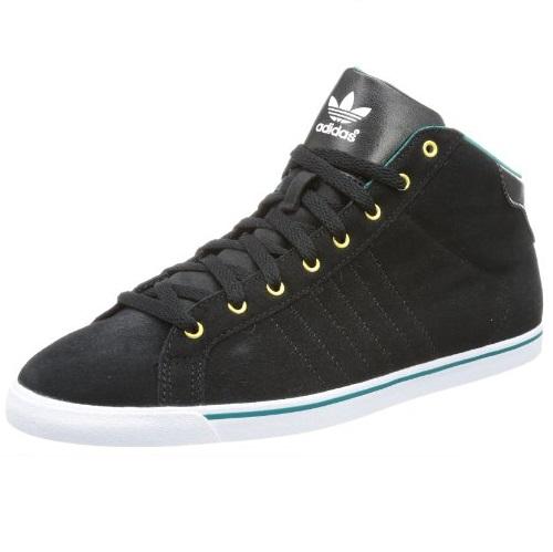 4d7bc421c267a Buty Adidas court star slim MID G95592 40 czarne - sklep online ...